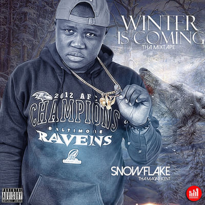 Winter Is Coming [Official mixtape art]