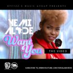 "VIDEO PREMIERE: Yemi Alade – ""Want You"""