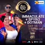 Music+ Unplugged Thursdays: Love Good Music? Get Some From Immaculate, Spyro And Dotman Today