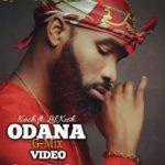 """VIDEO PREMIERE: Kach – """"Odana"""" Gmix f. Lil Kesh"""