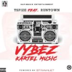 "TSpize – ""Vybz Kartel Music"" ft. Runtown"