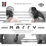 "BTS Photos: DJ Neptune – ""Marry"" ft. Mr. Eazi"