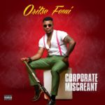 "Oristefemi Unveils Cover Art For 5th Album ""Corporate Miscreant"""