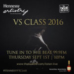 HENNESSY ARTISTRY VS CLASS IS BACK!