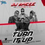 """Dj Spicee – """"Turn It Up"""" f. Jumabee, Leki J & C.I"""