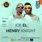 Music+ Unplugged Thursdays: Joe El And Henry Knight To Thril Fas Today