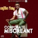 "Oritse Femi Reveals Tracklist For ""Corporate Miscreant"" Album"