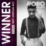 Wizkid Wins Best African Act At MOBO Awards 2016