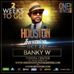 2 Weeks To Go: ONE AFRICA MUSIC FEST HOUSTON EDITION