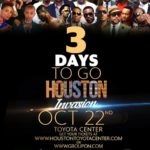 Count Down! 3 Days To 'One Africa Music Fest, Houston Invasion' At Toyota Center, Houston, TX!