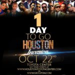 Count Down! 1 Day To 'One Africa Music Fest, Houston Invasion' At Toyota Center, Houston, TX!
