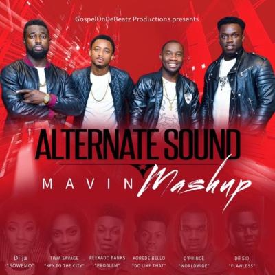 gospelondebeatz-alternate-sound-mavin-mashup-art