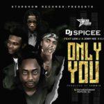 """Dj Spicee – """"Only You"""" f. Leki J, C.I & Jemy Nie"""