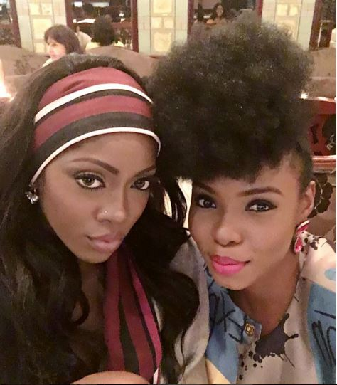 Yemi Alade's Manager Talks Rivalry with Tiwa Savage