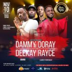 Music + Unplugged Thursdays: Dammy Krane, Rayce To Thrill Fans Today