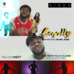 "VIDEO + AUDIO: Major Matt – ""Legally"""