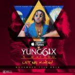 """Yung6ix – """"Let Me Know"""" ft. Davido"""