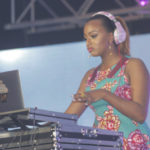 DJ Cuppy Delivers Captivating Speech In Barcelona To Create Awareness For Pneumonia
