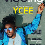 YCEE Covers The December 2016 Issue Of Vibe.ng Magazine