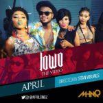 """VIDEO: April – """"Lowo"""""""