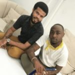 Asa Asika Back As Davido's Manager