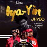 "Jhybo – ""Iya Yin REMIX"" f. CDQ, Yung6ix & Oshine"