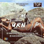"Kemzy – ""Turn Up"""