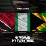 "Patoranking – ""My Woman My Everything"" (Remix) ft. Machel Montano, Wande Coal & Busy Signal"