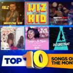 Top 10 Songs For The Month Of January