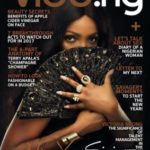 Simi Covers The January 2017 Edition Of Vibe.ng Magazine