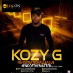 "KozyG – ""International League"" | ""End Of The Matter"""