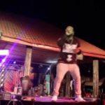 VIDEO: Skales Performance At DJ Kaywise Concert #OyaShakeBody!