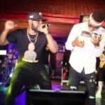 VIDEO: Watch Falz Heat Up The Stage At DJ Kaywise Concert #TURNDOWNFORWHAT