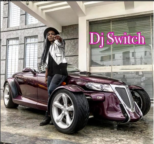 Peter Okoye Signs DJ Switch To His Record Label