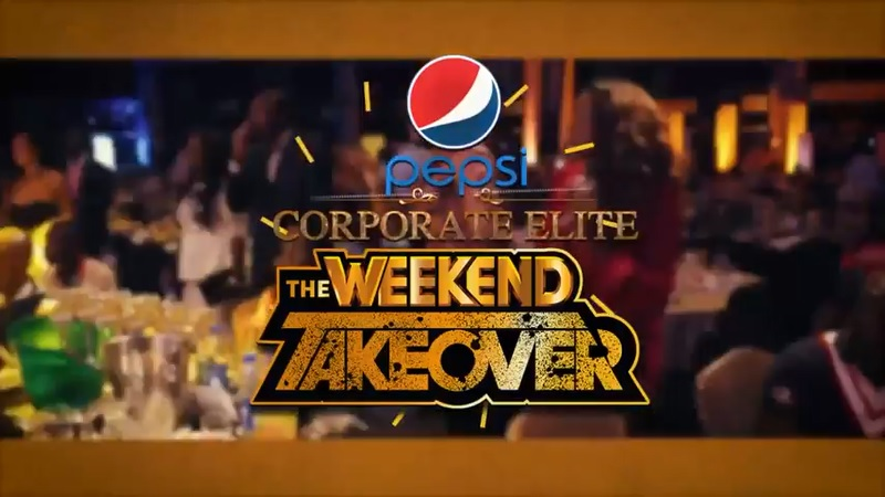 Win A Free Ticket To The Pepsi Corporate Elite Show