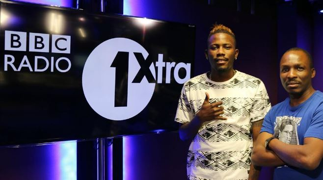 Image result for VIDEO: Ycee Freestyles To Mr Eazi Leg Over, Set to Host 3 Hour Show on BBC Radio 1Xtra