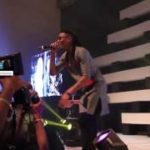 VIDEO: Solidstar Performs @ Ushbebe's Comedy Event