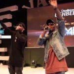 VIDEO: Phyno & Olamide's Epic Performance @ Ushbebe's Yadadi 7