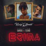 Kriz Beatz – Erima ft. Davido & Tekno