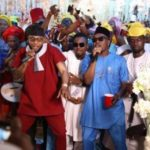 Kcee – We Go Party ft. Olamide (BTS Photos)