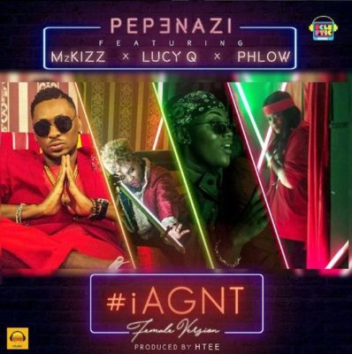 "[VIDEO]: Pepenazi – ""I Ain't Gat No Time"" [ft. Mz Kiss, Lucy Q & Phlow] (Female Version)"