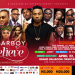 Sugarboy 'Believe' ALBUM Launch Concert.