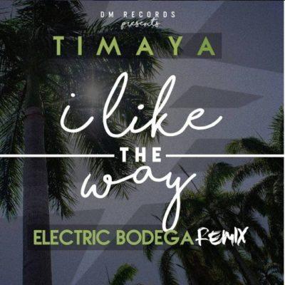 "[MUSIC]: Timaya – ""I Like The Way"" (Remix) ft. Electric Bodega"