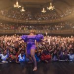 PHOTOS: Yemi Alade Starts Mama Africa World Tour, Sells Out Le Trianon in Paris