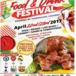 This weekend, don't miss The Lagos international Food and Drinks Festival & The Lagos Beer Festival!