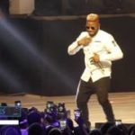 VIDEO: Skales Performs 'Temper Remix' Amidst Crowd Cheer At Corporate Elite 2017 Naija Music Showdown
