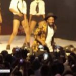 VIDEO: Falz Delivers A BahdA$$ Performance At Corporate Elite 2017 Naija Music Showdown