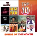 Top 10 Songs For The Month Of March