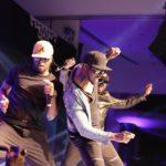 Jidenna, Jagged Edge, Tiwa Savage Others Light Up Pepsi Corporate Elite Retro Black Tie Event