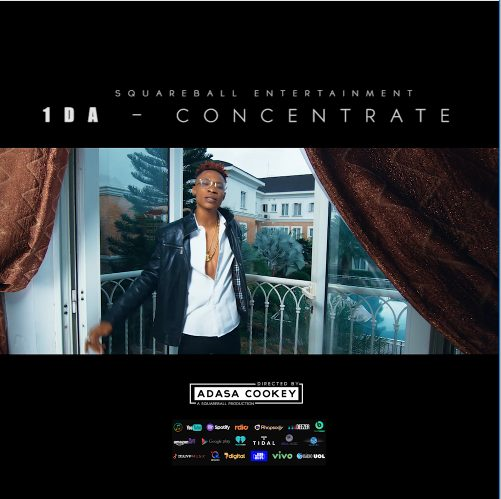 VIDEO: 1DA – Concentrate